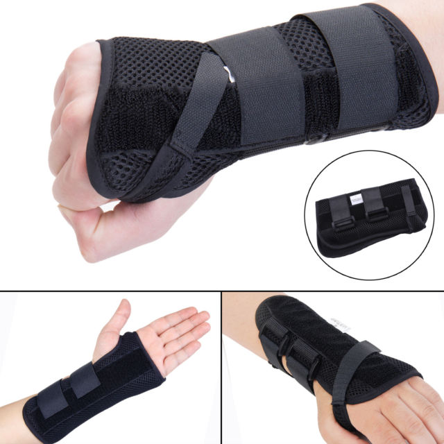 Tendonitis Hand Spica Brace