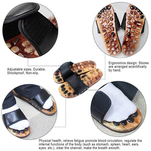 Natural Stone Massage Shoes