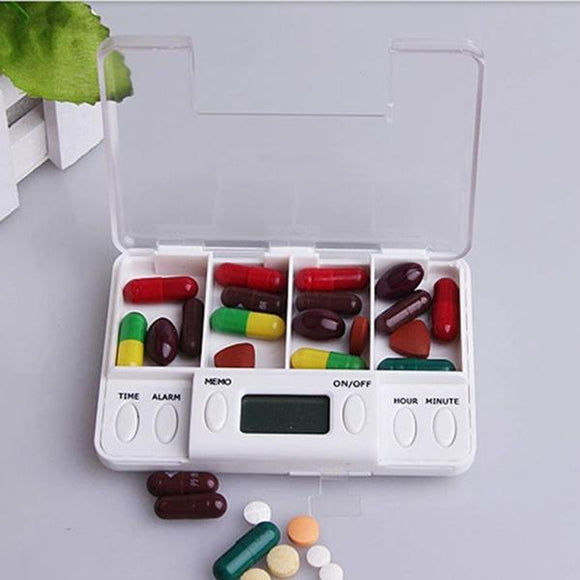 Best Pill Boxes with Alarms