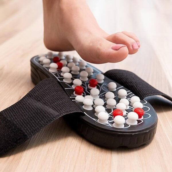 Indoor Slippers That Massage Your Feet