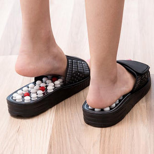 Acupressure Stone Slippers