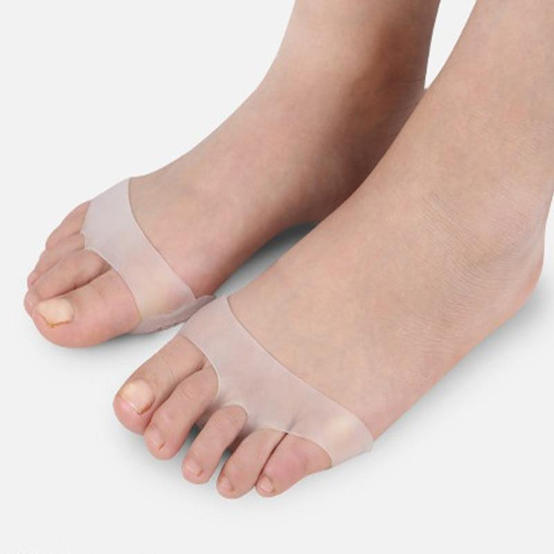 Transparent Padded Forefoot Insoles
