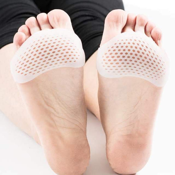 Silicone Padded Forefoot Insoles Reviews
