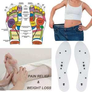 Acupressure Insoles Benefits