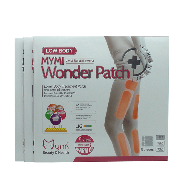 Wonder Patch Low Body Treatment Patch