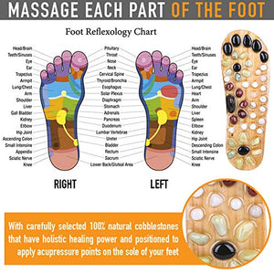 Acupressure Spring Action Massage Sandal