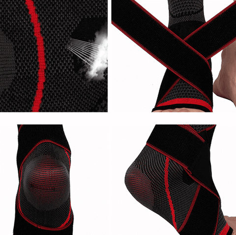 How To Use Ankle and Achilles Tendon Support Brace