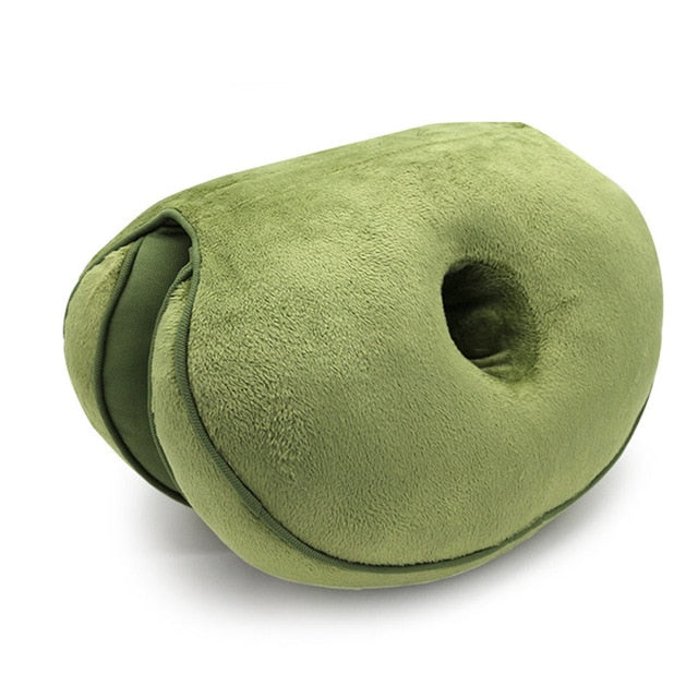 Memory Foam Cushion for Back Pain