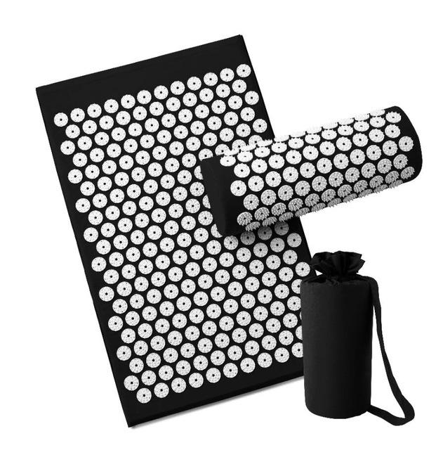 Acupressure Massage Mat Cushion Set