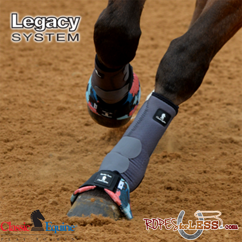 Classic Equine Splint and Bell Boots by Robert Martinez