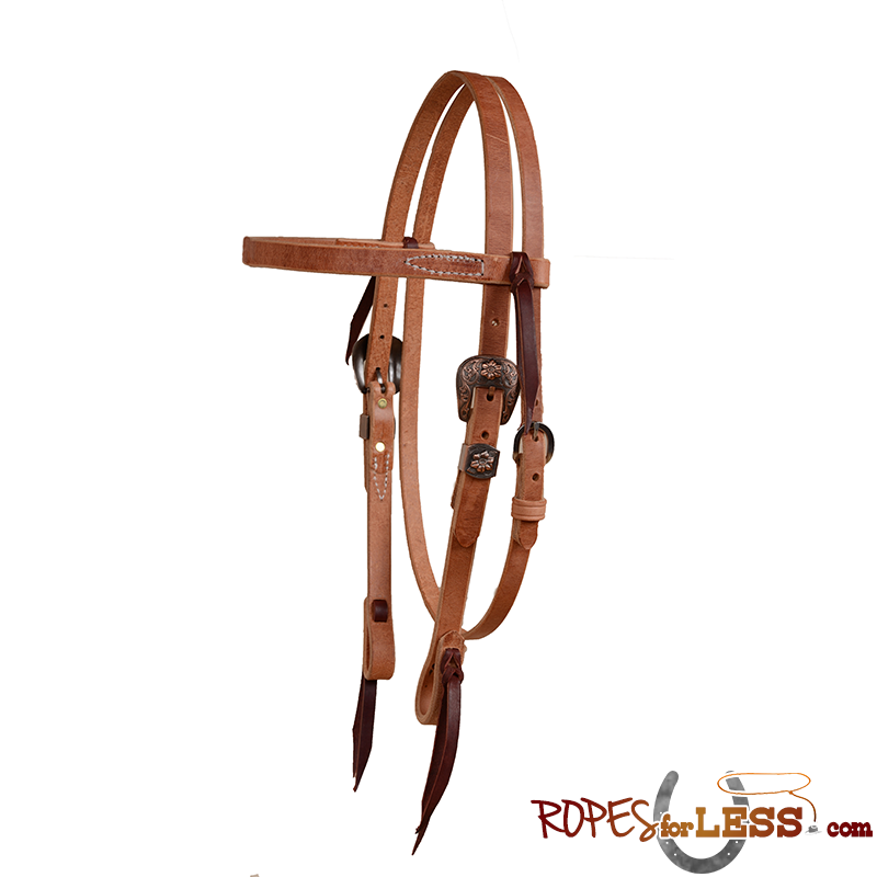 Berlin Browband Headstall Cowboy Culture