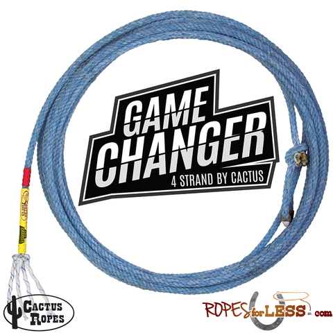 Cactus Game Changer 31' Head Rope