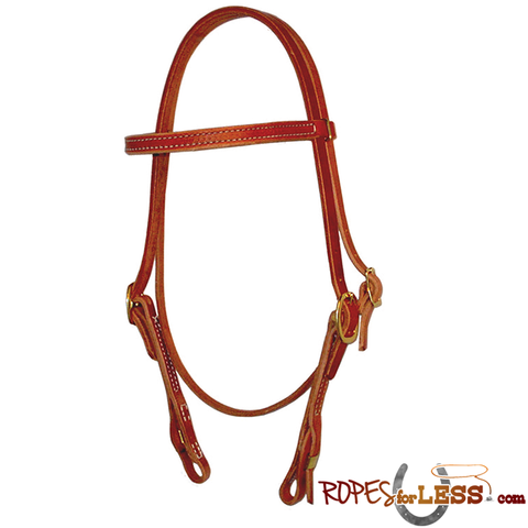 Berlin Straight Browband Quick Change Headstall