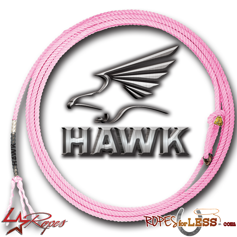 Lone Star Hawk 35' Heel Rope