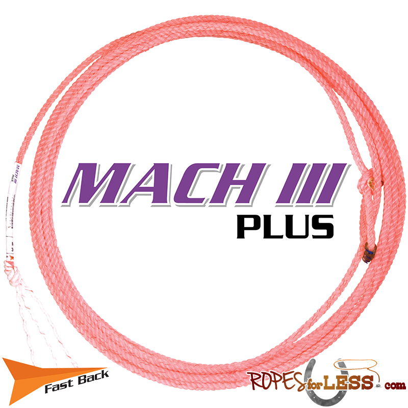 Fast Back Mach III Plus 33' Head Rope