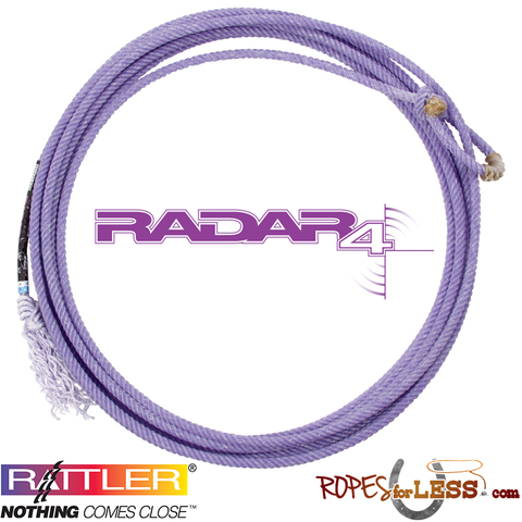 Rattler Radar4 30' Head Rope