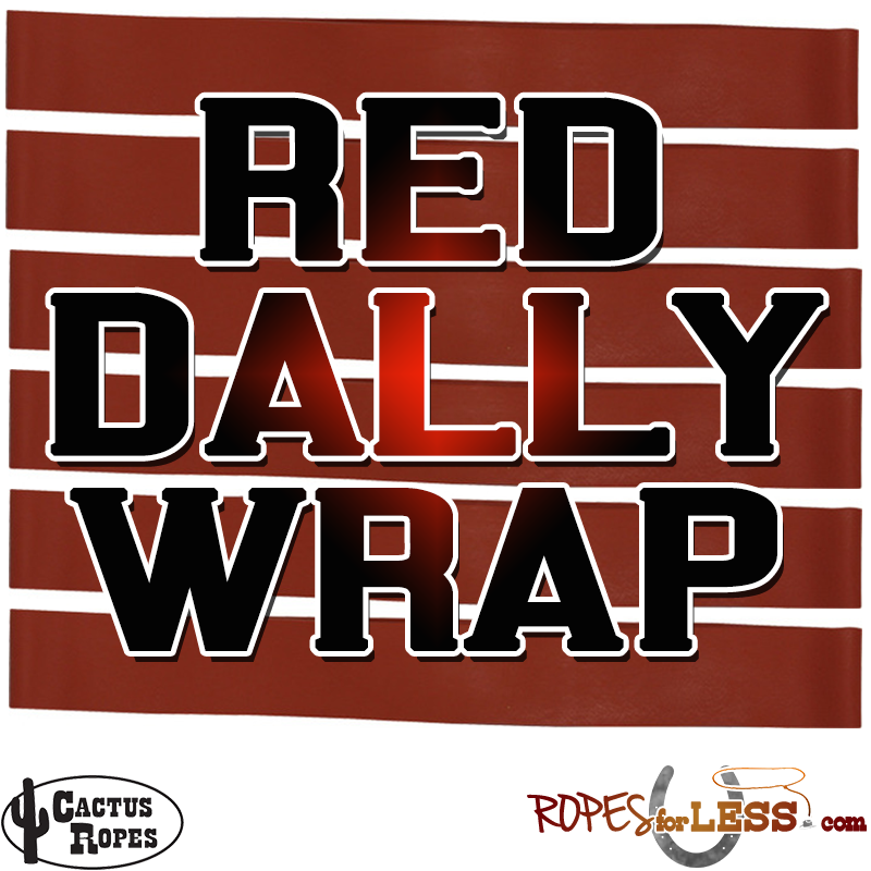 Cactus Red Dally Wrap