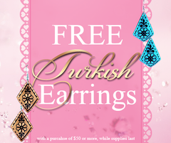 Free Trukish Earrings