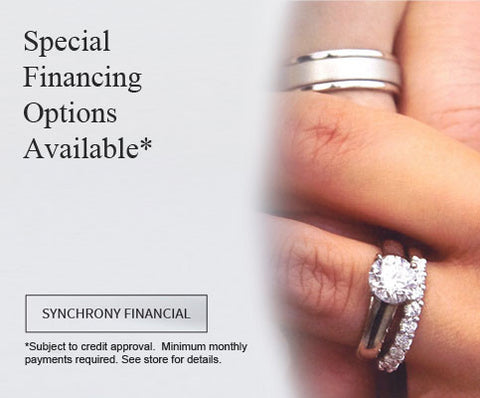 Jewelry financing available