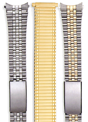 replacment metal watch bands