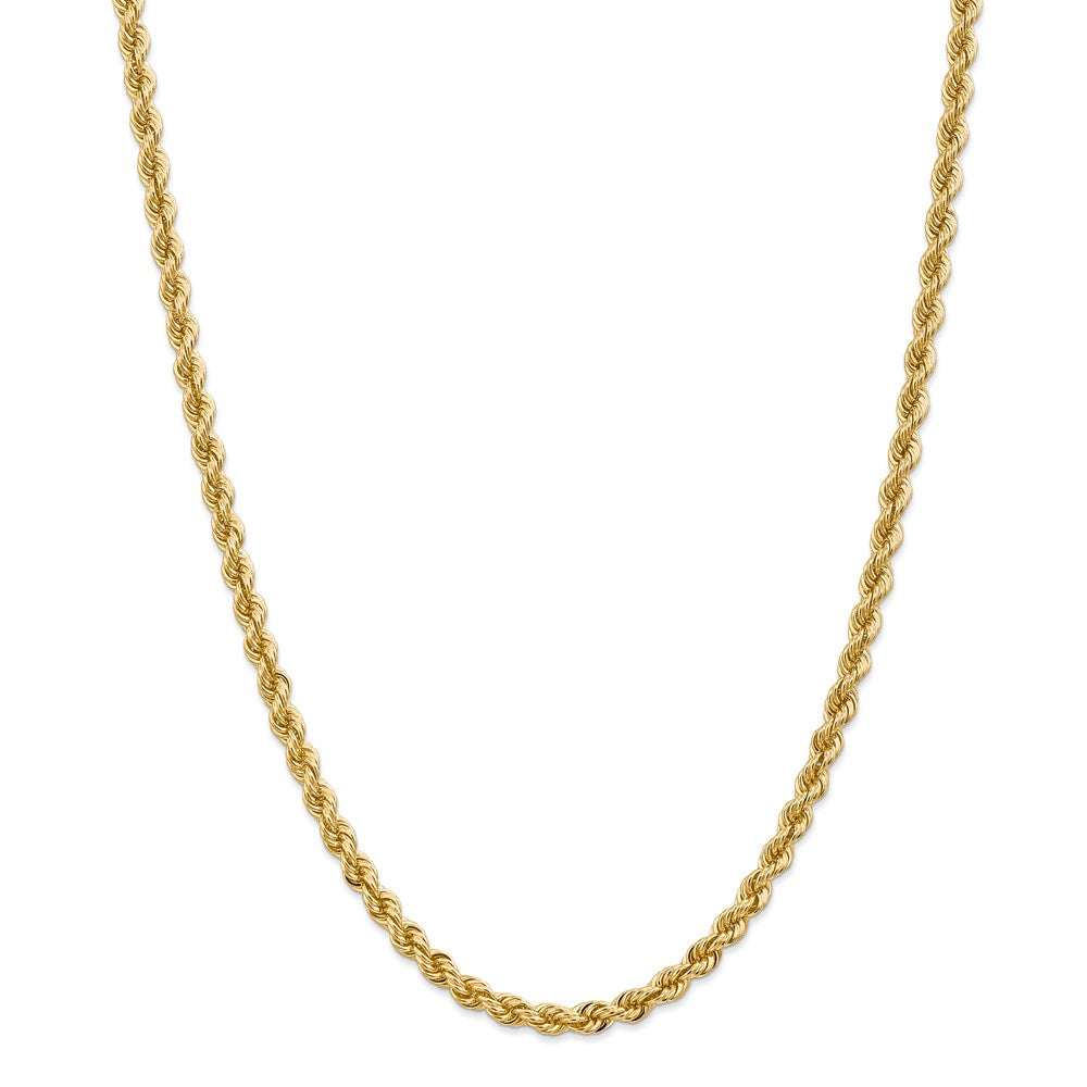 14k 5mm Classic Rope Chain