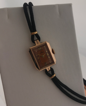 Load image into Gallery viewer, Ladies Vintage 14k Rose Gold Helbros