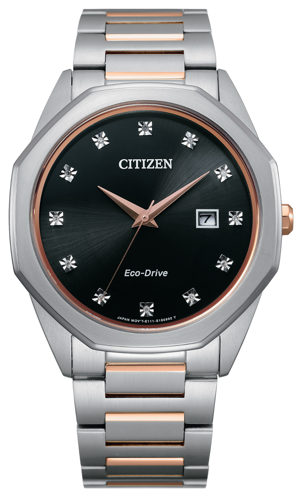 Corso Rose Gold-Tone - Citizen Eco Drive