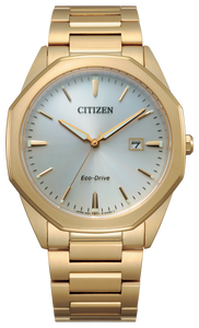 Corso Gold-Tone - Citizen Eco Drive