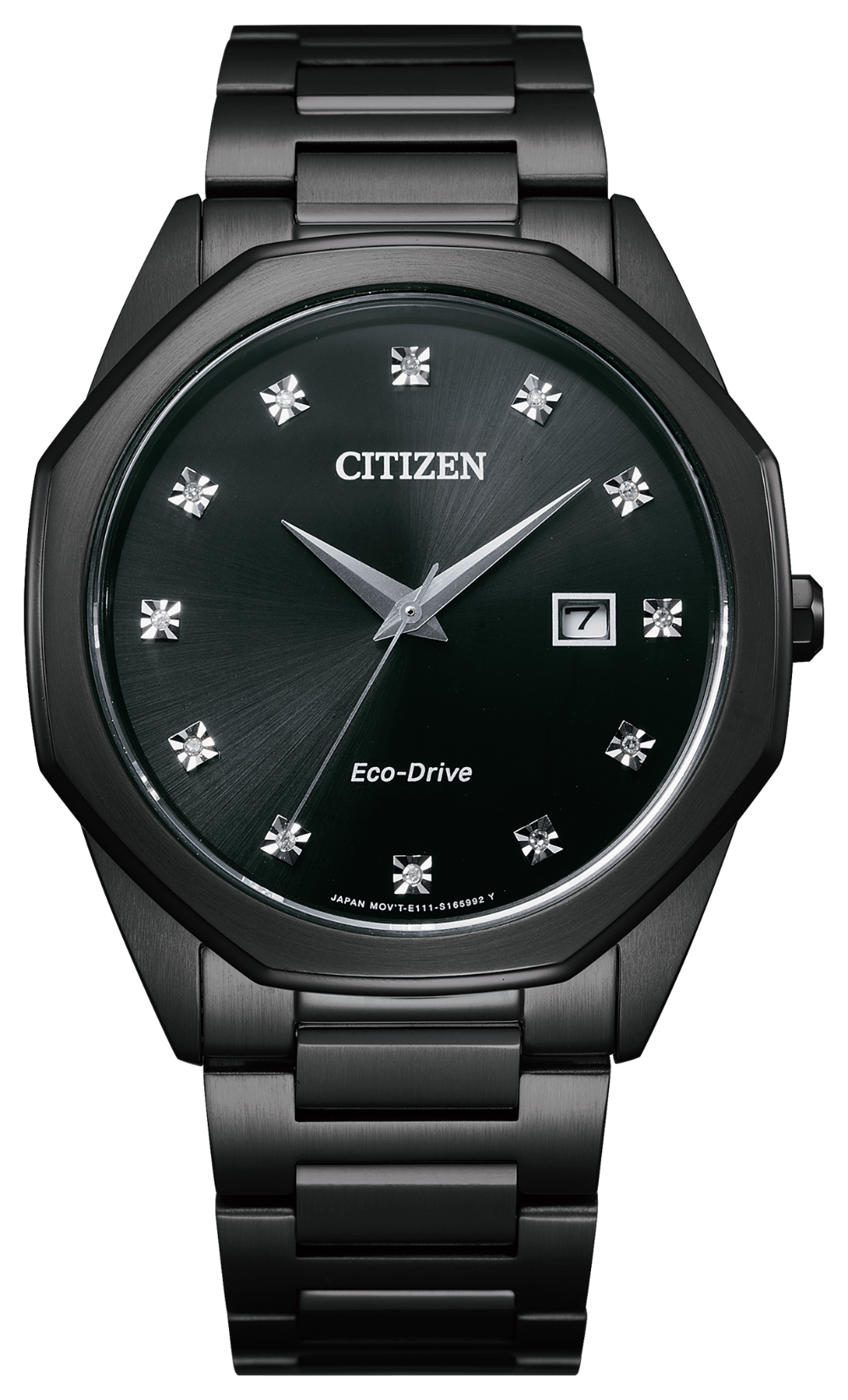 Corso Black - Citizen Eco Drive