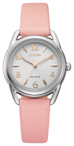 Drive Ladies Pink Band - Citizen Eco Drive