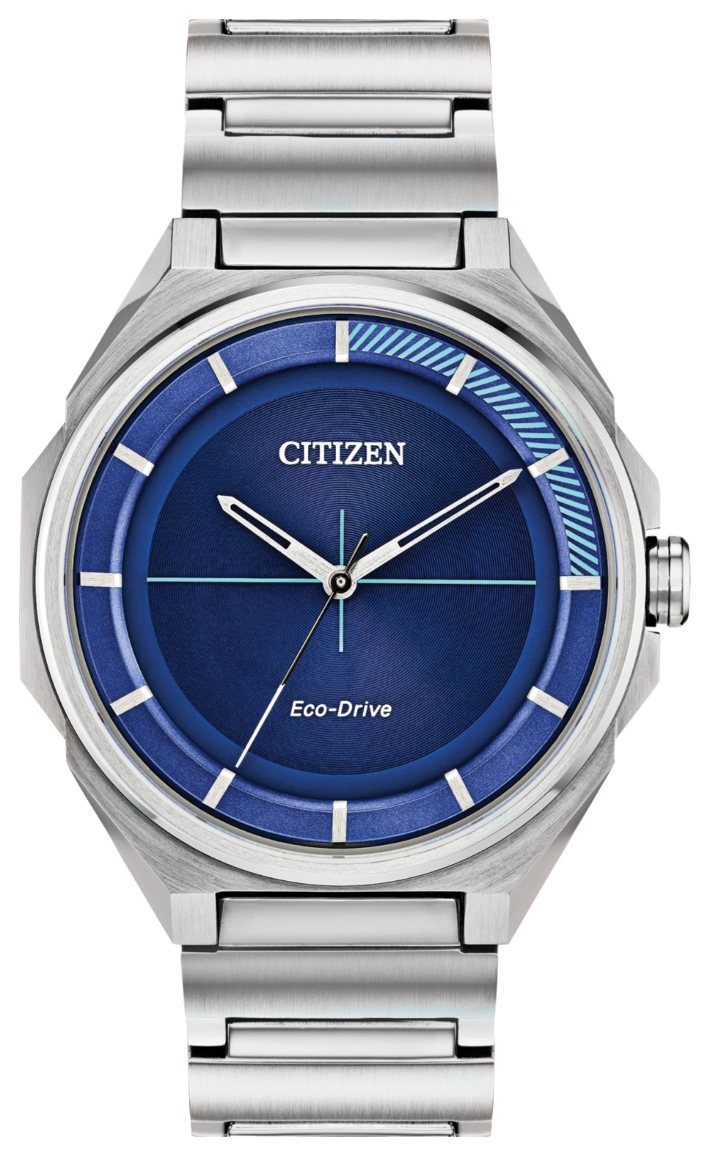 Drive Blue Face - Citizen Eco Drive