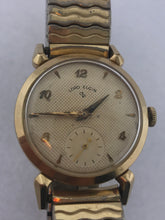 Load image into Gallery viewer, Mens Vintage Lord Elgin Watch 21 Jewels