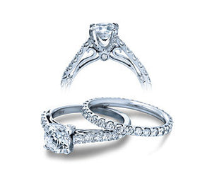 Verragio Couture Collection Ladies Round Cut Engagement Ring - Le Vive Jewelry in Riverside