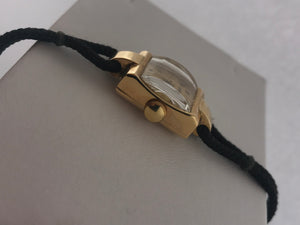Ladies 14k Yellow Gold Vintage Longines Watch