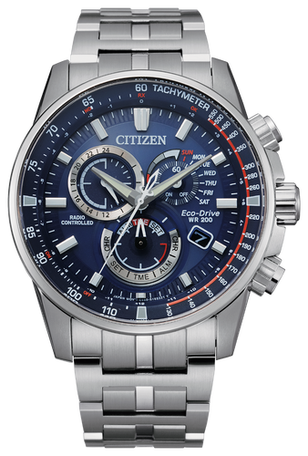PCAT Royal Blue - Citizen Eco Drive