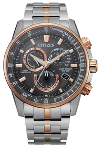 PCAT Gold Trim - Citizen Eco Drive