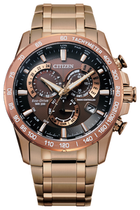 PCAT Rose Gold - Citizen Eco Drive