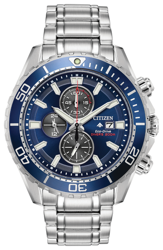 Professional Diver - Citizen Eco Drive