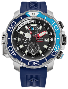 Promaster Aqualand Blue Accent - Citizen Eco Drive