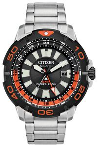 Promaster Gmt Orange/Black - Citizen Eco Drive