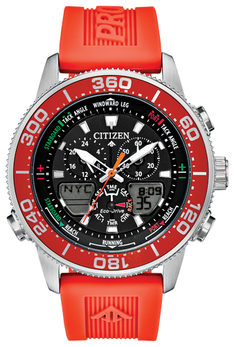 Promaster Sailhawk Red - Citizen Eco Drive