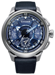 Satellite Wave F901 - Citizen Eco Drive