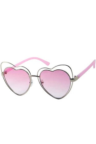 Heart Sunglasses - Farminista
