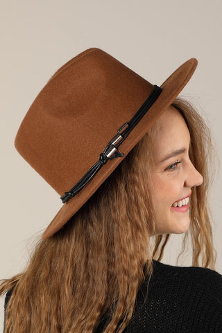Small Brim Panama Hat - Farminista