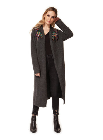 Jeweled Cardigan - Farminista