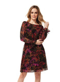 Plum Garden Dress - Farminista