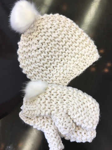 Iceland Mitten with Pom - Farminista