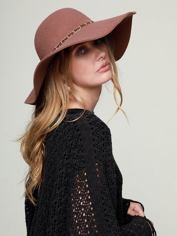 Floppy Felt Hat - Farminista