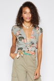Jungle Lover Crop Top