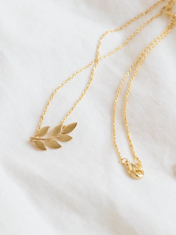 Laurel Necklace - Farminista